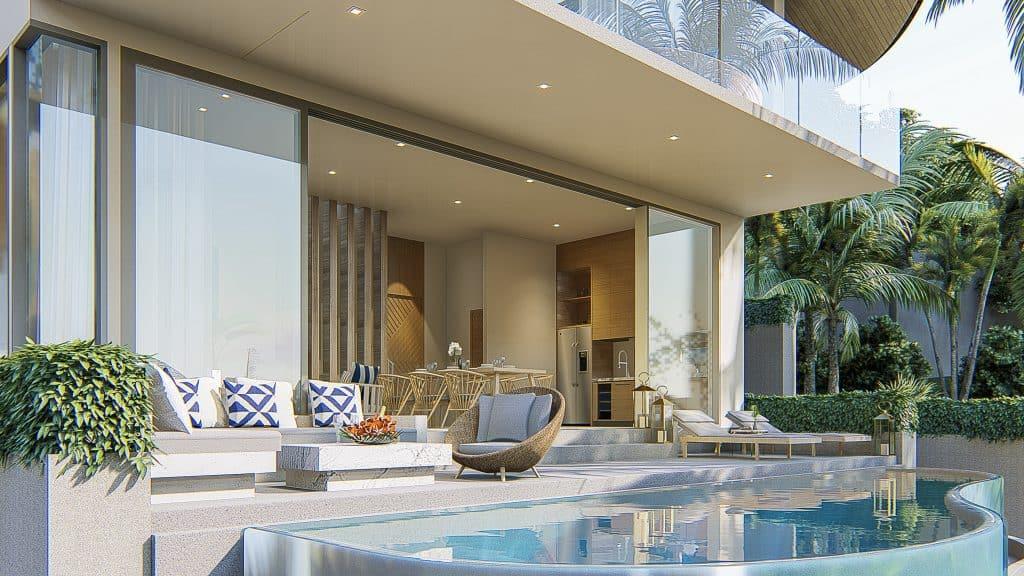 luxury pool villa in phuket