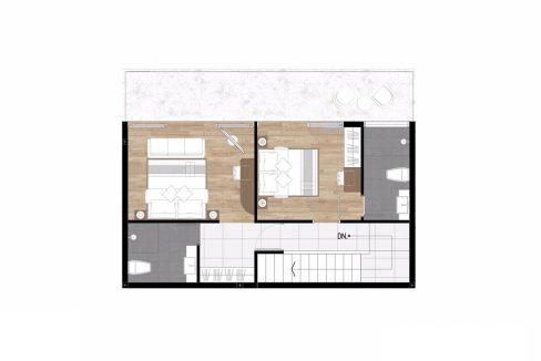 2.2-Bedroom 2nd floor