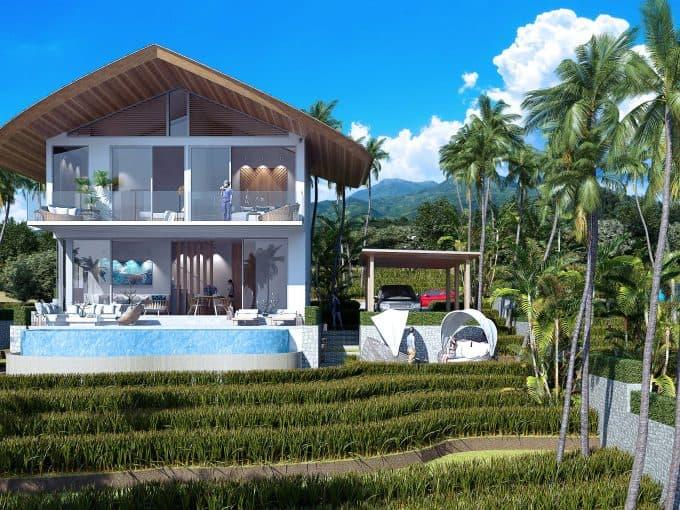 luxury villa rental phuket