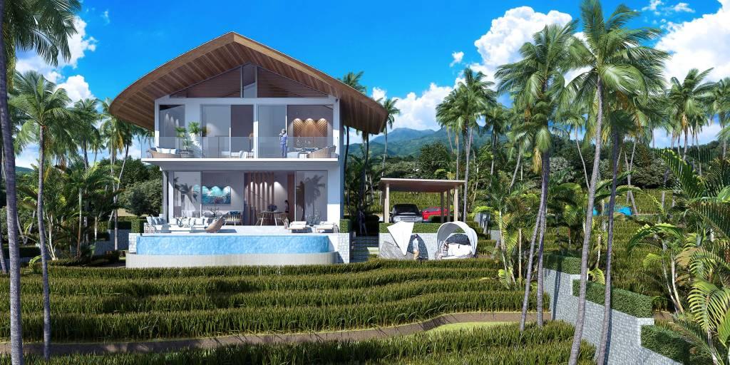 Private Luxury Pool Villa