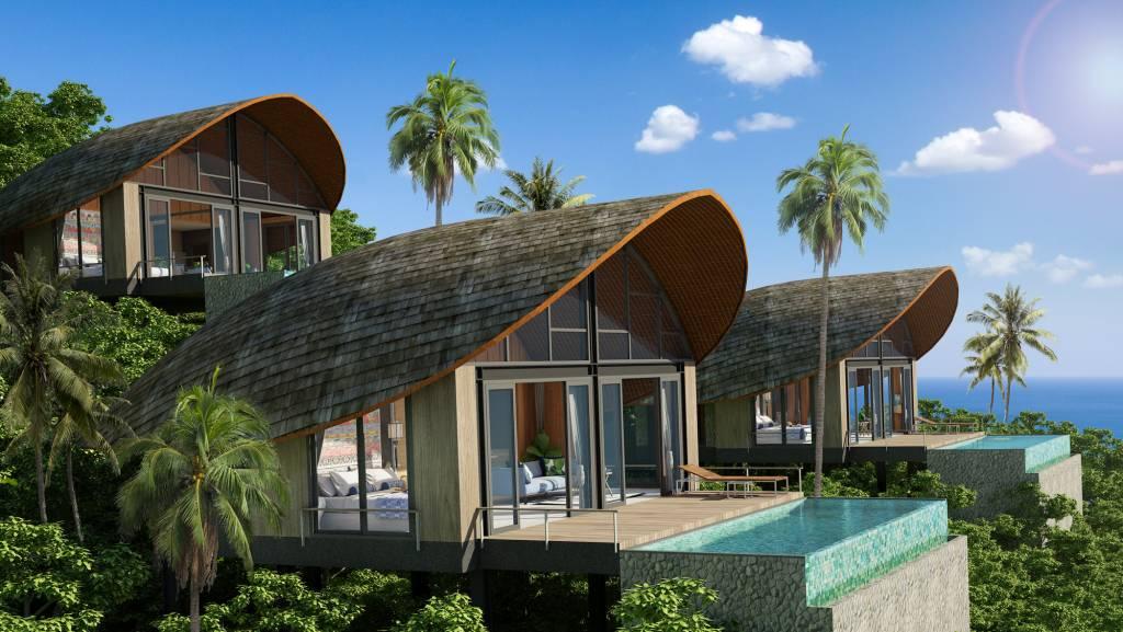 Seaview Cottages Kamala