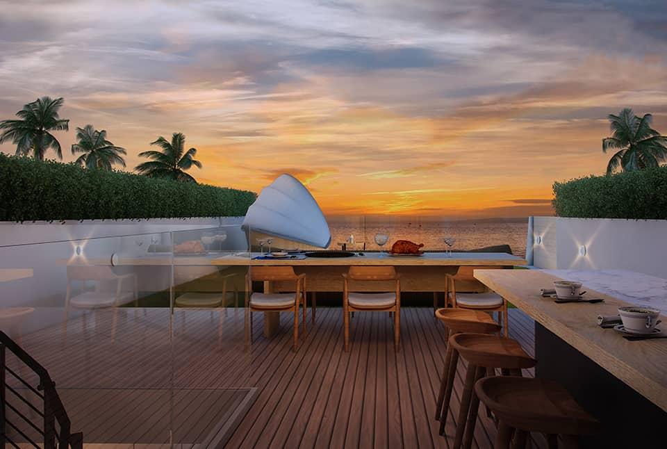 designer villas for sale