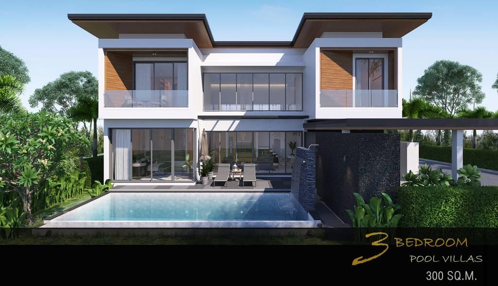 Amazing 3 bedroom Pool Villa