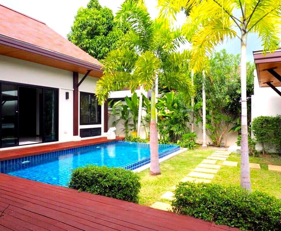 3 Bedroom Villa in Rawai