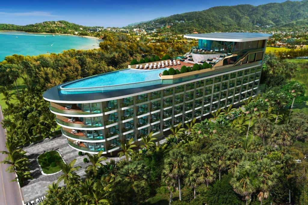 Apartment in a new project near Bang Tao Beach