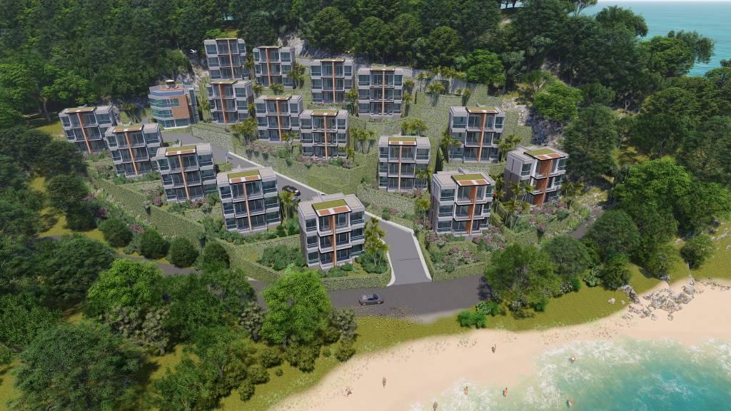 Luxury Beachfront Condo in Naiyang