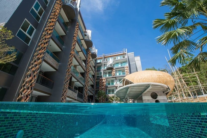 Patong Sea View Penthouse for Sale or rent