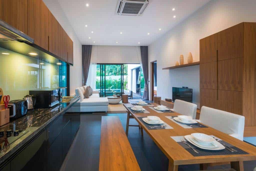 Fantastic 3 Bedrooms Villas Kamala