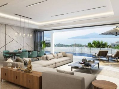 luxurious sea view condo