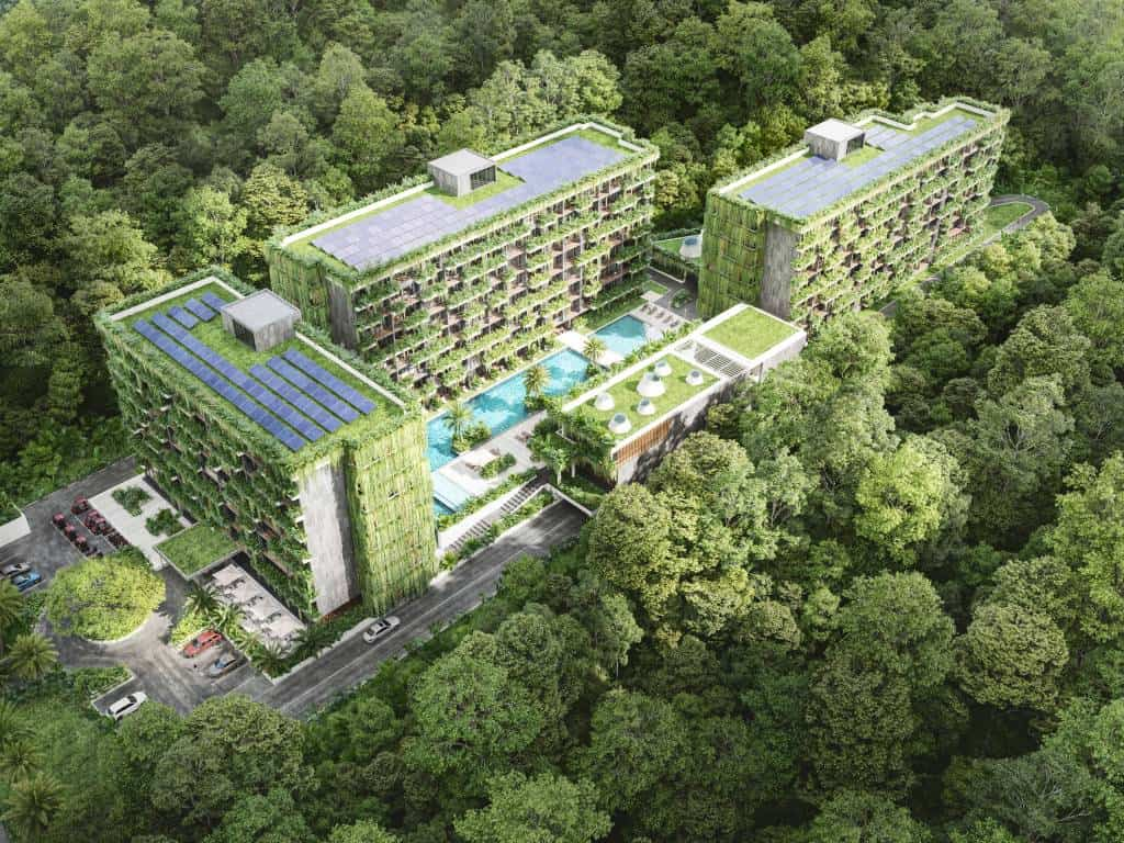 New Condominium, Layan Beach