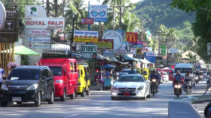 Restaurant For Sale, Patong