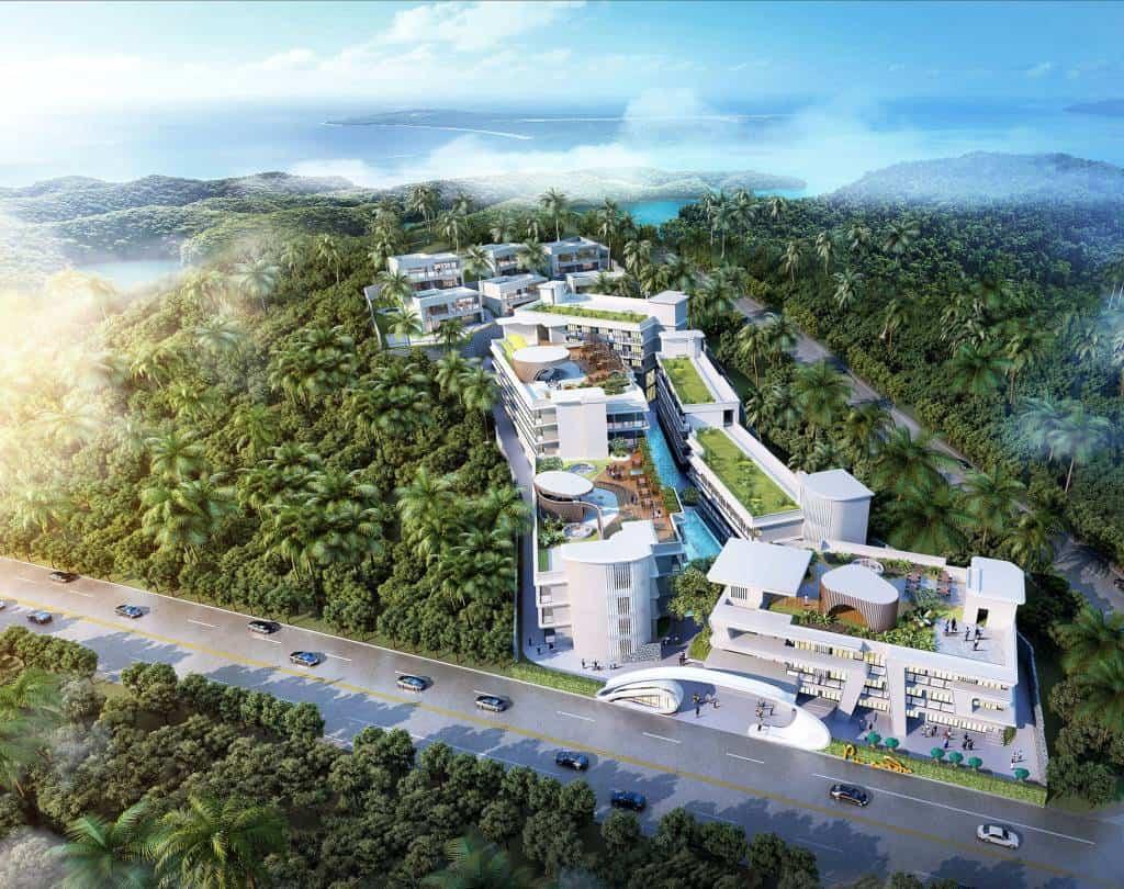 Seaview Condo in Patong