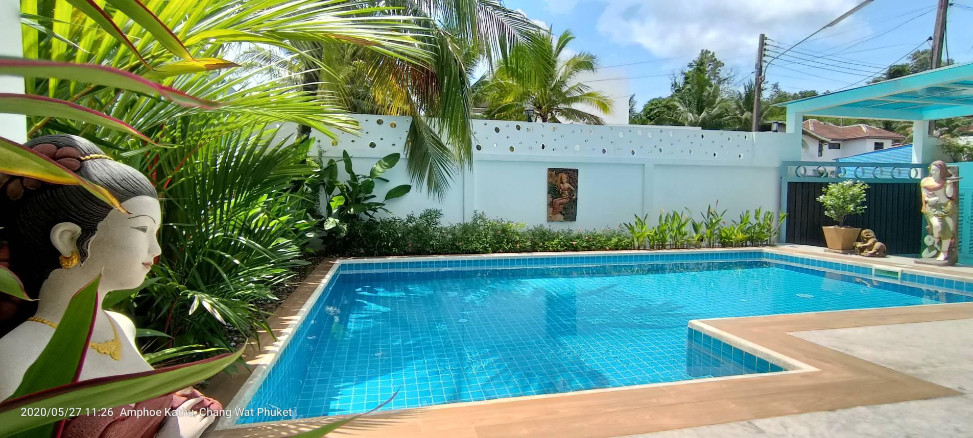 Luxurious Private pool villa