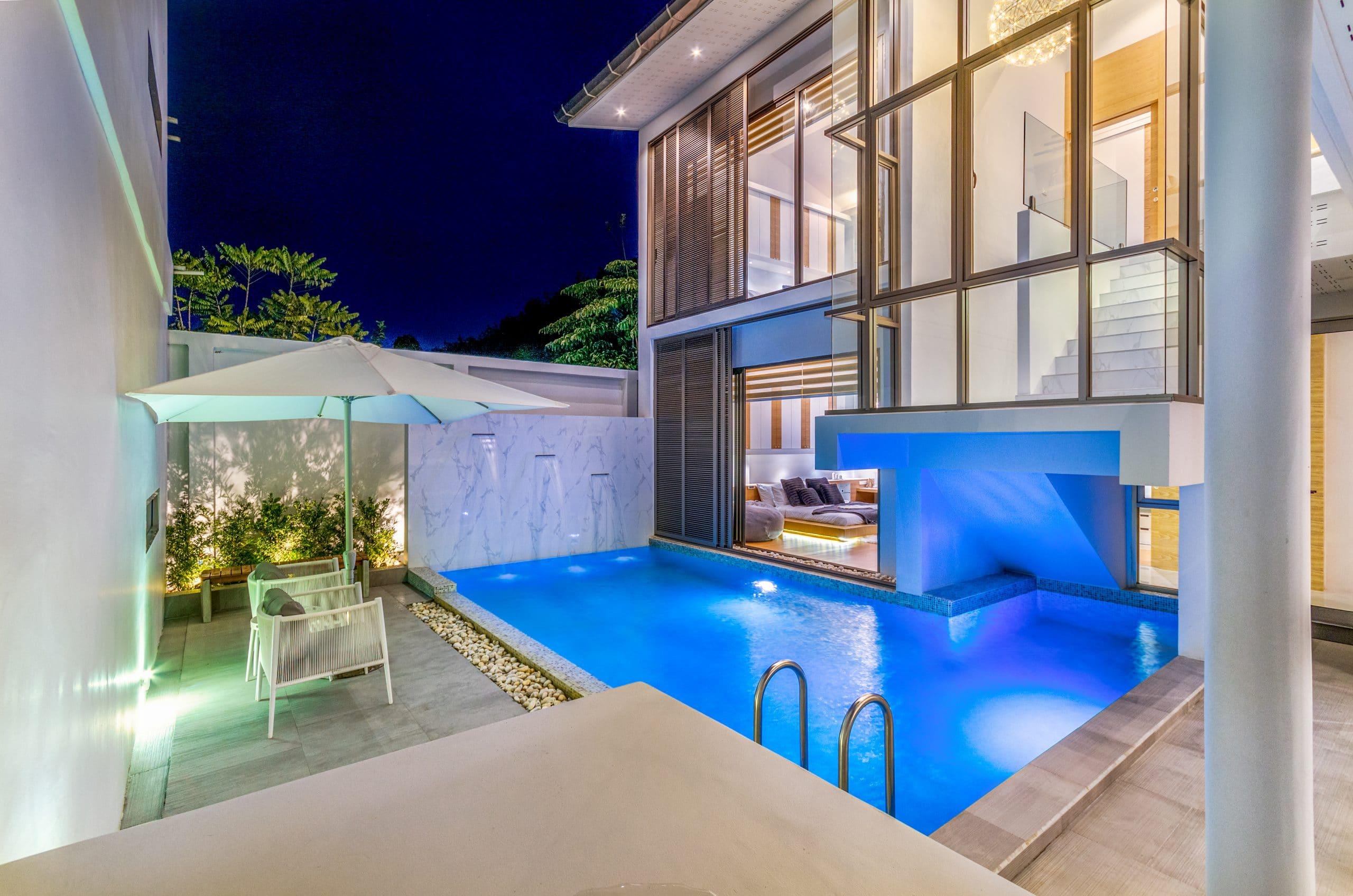 Amazing New Villa in Bangtao